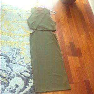 Olive TOPSHOP dress
